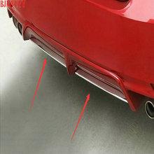 BJMYCYY For Toyota Camry 2018 XSE Spor Rear bumper decorating bar Auto Accessories styling робертс дж spor v сатурналии