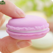 FANYI 3PCs Mini Macaron Color Jewelry Boxes Portable Creative Medicine Box Cute Debris Makeup Storage Boxes