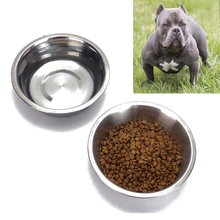 good price Dog Bowl Travel Pet Dry Food Cat Bowls for home Outdoor Drinking Water Fountain Pet Dog Dish Feeder Goods