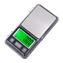 500g x 0.01g Mini Digital Scale Portable LCD Electronic Scales Digital Pocket Weighting Scale with big screen 20% off