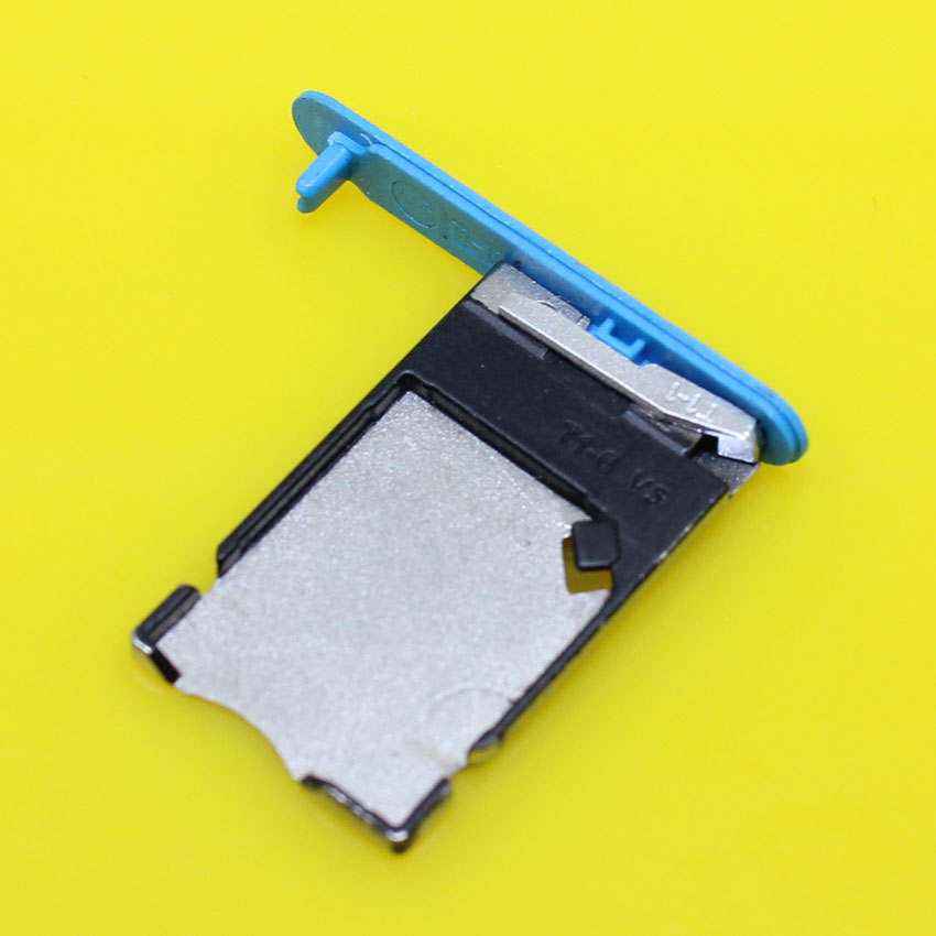 cltgxdd KA-253 100% New Blue SIM Card Holder Tray Slot socket Replacement Parts for Nokia N900