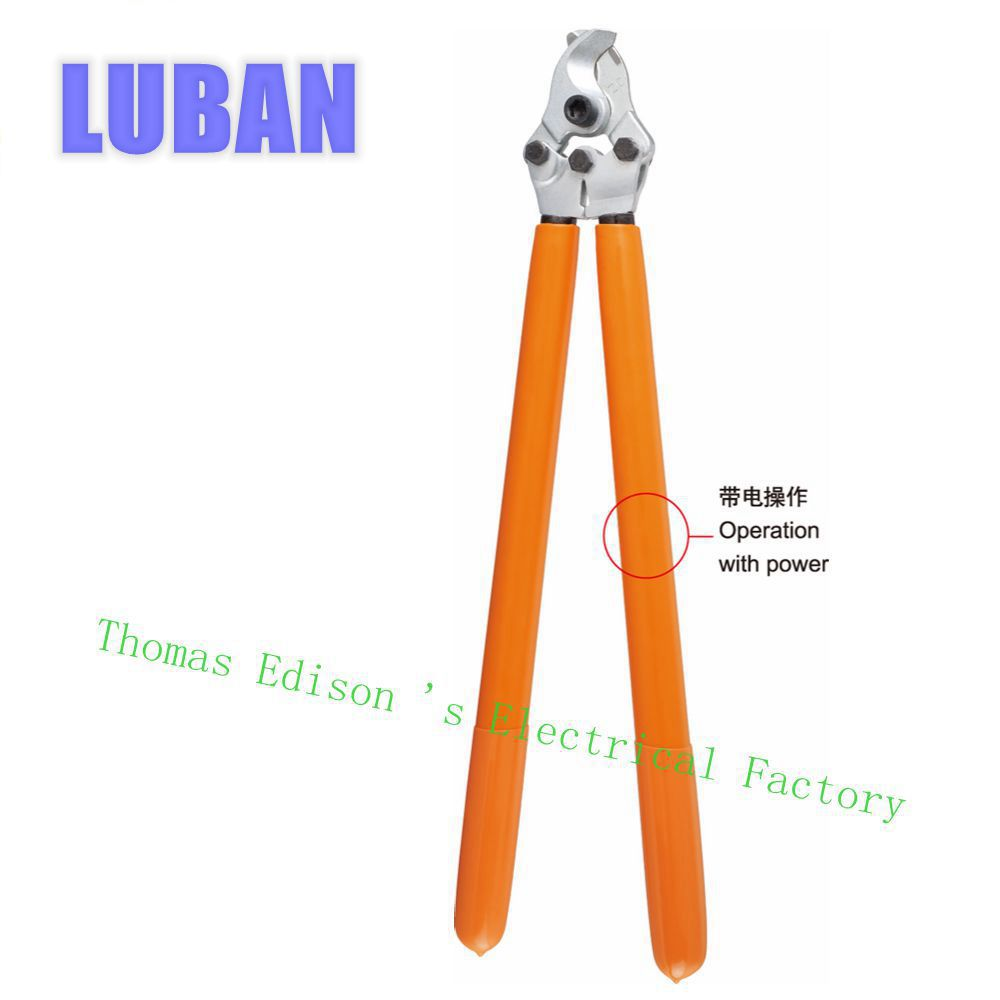 LK-201 Germany design Cable Cutter Cutting range 26mm max cutter plier tool, not for cutting steel or steel wire