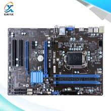MSI Z77A-G41 Оригинальный Использовать Рабочего Материнская Плата Z77 Сокет LGA 1155 i3 i5 i7 DDR3 USB3.0 ATX На Продажу