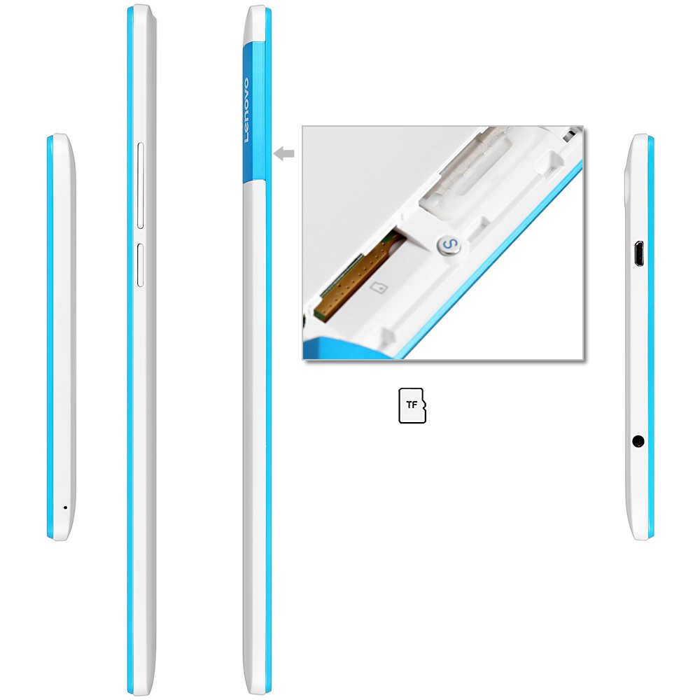 מכירה לוהטת lenovo Tab3 850 M LTE 4G גרסת 8.0 אינץ 2G ROM 16G RAM MT8735 1280x800 4290 MAh 2MP 5MP tablet PC TB3 850 M