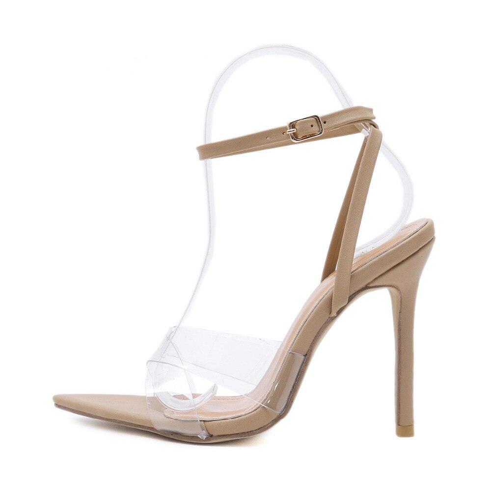 e9762119b2b0 AIYKAZYSDL-Sexy-2018-Summer-High-Heels-PVC-Clear -Cross-Strap-Pointy-Toe-Sandals-Women-Ankle-Strap.jpg