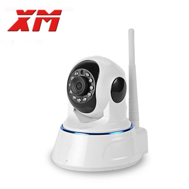 720 P CCTV Rede de Segurança wi-fi câmera Megapixel HD ip câmera de Segurança Digital Sem Fio IR Infrared Night Vision sistema de alarme