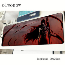 BLEACH mousepad 900x300x2mm Customized gaming mouse pad gamer mat Personality game computer desk padmouse keyboard play