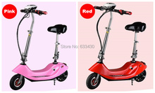 New 8inch Easy Folding Electric Bike Mini E-Bike Foldable bicycle electric scooter folding Hoverboard with mini size Ebike