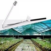 Ev Dekorasyonu'ten Pencere Kolları'de Otomatik Alüminyum Alaşımlı Sera Pencere Açacağı Çatı Havalandırma Autovent Güneş Isı Duyarlı Otomatik Sera Pencere Açacağı
