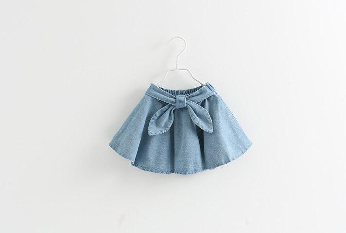 New Arrival 2017 Summer Baby Girls Denim Skirts Girls Skirt With ...