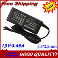 19 v 3.42a 5.5x2.5mm laptop charger ac power adapter toshiba satellite c655 c660 a200 l300 l450 l500 1000 pa3714u-1aca a205
