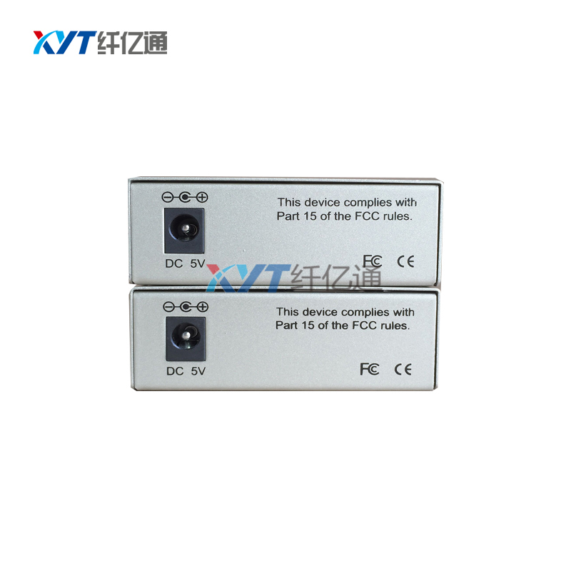 Fiber Transceiver Optic Equipment 1310/1550nm Fiber Optic Media Converter 80km Media Converter SFFiber Transceiver Optic Equipment 1310/1550nm Fiber Optic Media Converter 80km Media Converter SF