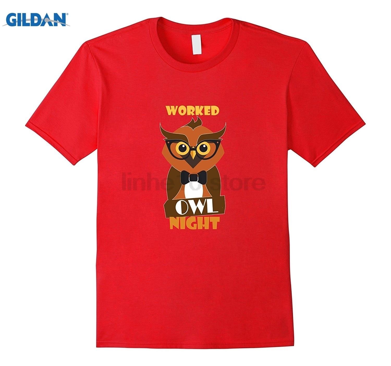 Возьмите футболка с рисунком совы, ночной смены работника Симпатичные юмористический фрилансера футболка Для женщин футболка