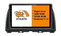 Eight Core Android 7 1 2 2GB RAM OTOJETA Car Dvd FOR Mazda CX 5 CX5