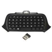 2.4 جرام usb mini اللاسلكية chatpad رسالة 47 مفاتيح لوحة المفاتيح لعبة تحكم لاسلكي أسود/أبيض ل xbox واحد