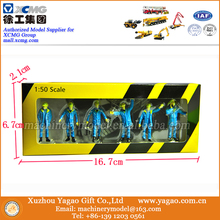 Resin Material 1 50 Miniature Model for Engineer Figure Doll Firemen Figure Doll Worker Figures