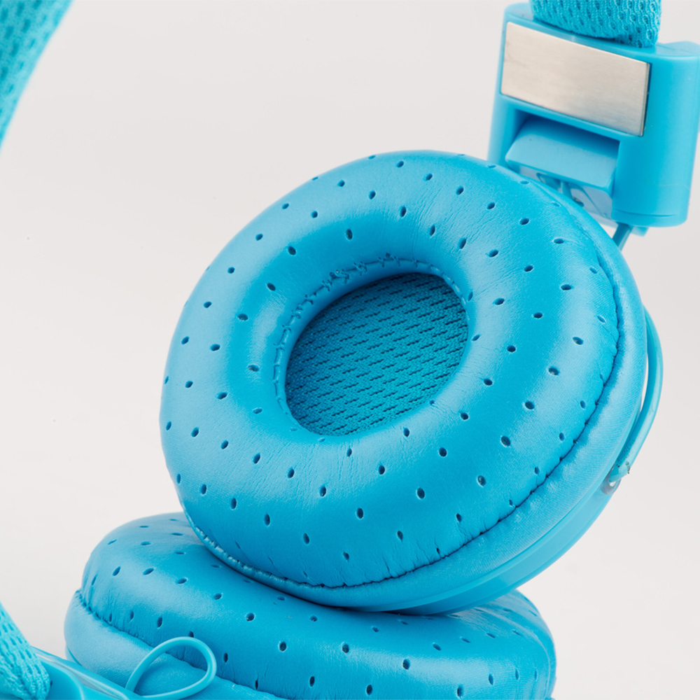 EP05 Wired Hovedtelefoner med hovedtelefoner med stereohøjttalere - Bærbar lyd og video - Foto 5