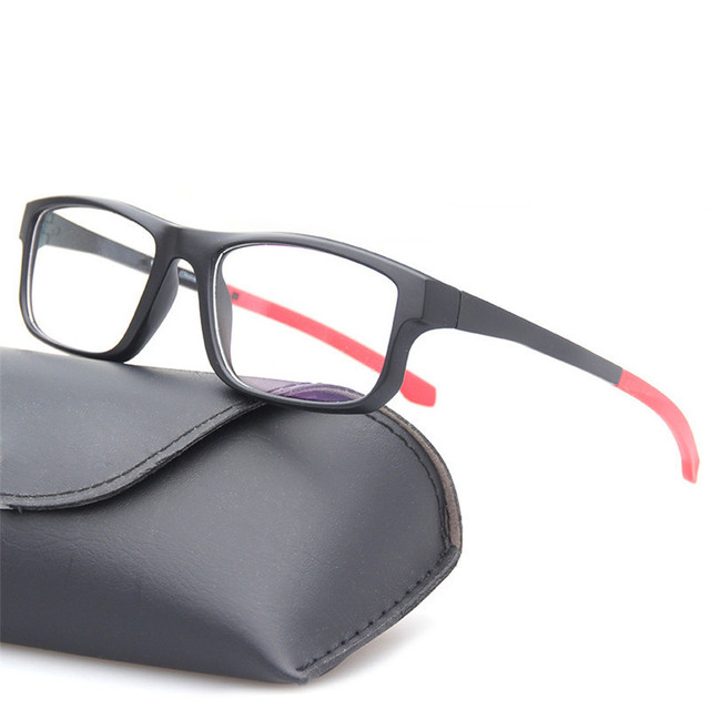 38115f1f48 Maskros Computer Glasses Men Women Anti Glare Ultra-light Sport Style  Optical Eyeglasses Frames for Prescription Eye Protection