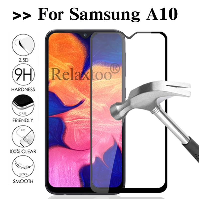 Protective Glass For Samsung A10 Screen Protector On The For Samsung Galaxy A10 Tempered Glas A 10 10A A105F A105 Display Film
