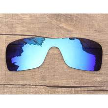 Vonxyz Ice Mirror Polarized Replacement Lenses for-Oakley Batwolf Frame(China)