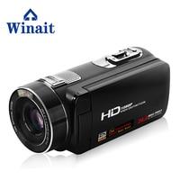 Супер 24mp Разрешение 1920x1080 P Full HD цифрового видео Камера видеокамера 10x Оптический зум 120X цифровой зум hdv z80 Бесплатная доставка