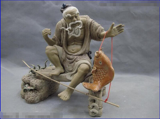 ===Esculturas de porcelana...=== - Página 2 Canci-n-voge-joya-S0130-10-China-Arcilla-Cer-mica-WuCai-porcelana-Feng-Shui-escultura-de