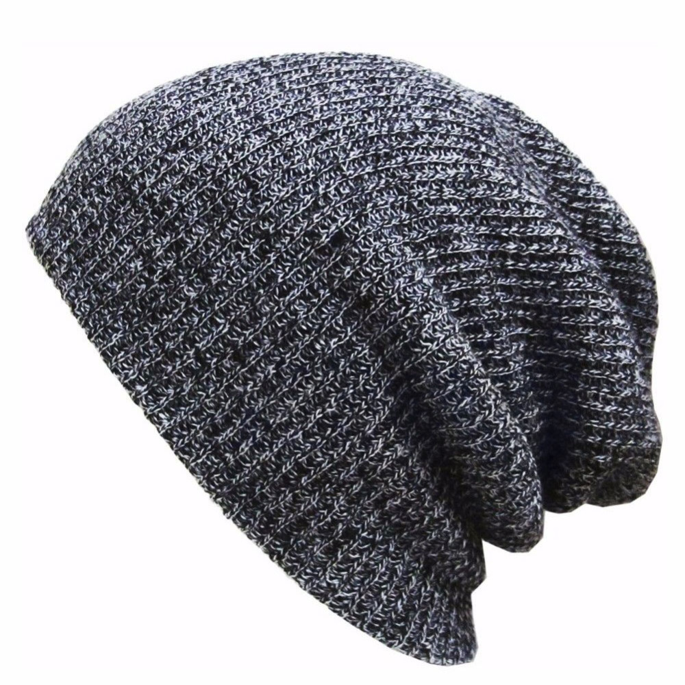 Beanies Solid Color Hat Unisex Plain Warm Soft Beanie Skull Knit Cap Hats  Knitted Touca Gorro Caps For Men Women Autumn Winter 4ab30094205