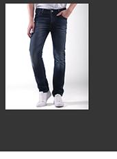 DD Brand  European American Style Stretch Men Jeans Luxury Men's Denim Trousers Slim Straight Deep blue Gentleman Mens Stretch