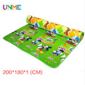 New Best Quality Double Side Kids Play Rug Winnie Classic and Mickey Child Carpet Thickness 1 CM Baby Gym Crawling Mat Toys