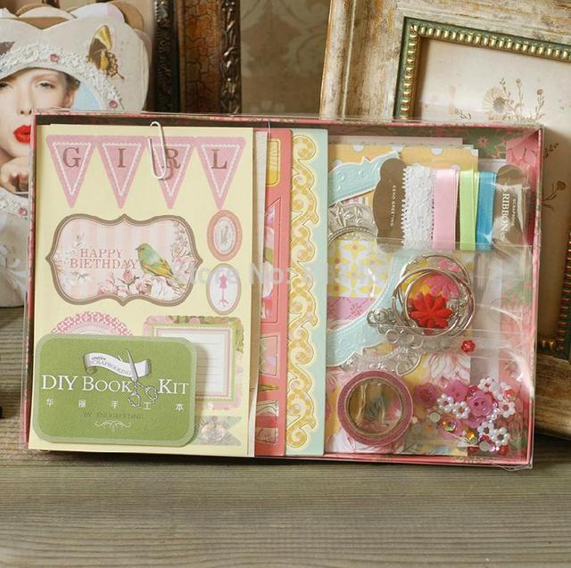Top Diy Photo Album for Girls Birthday Albums for Baby Girl  OQ79