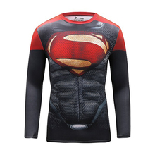 MEW Männer bodys armour marvel captain america/superman/batman/punisher compression t shirt männer thermische unter tees fitness strumpfhosen