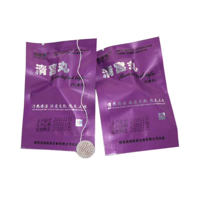20 Pcs Swab Herbal Tampons Clean Point Women Female Vaginal Repair Herbal Tampons (Beautiful Life Vaginal Clean Point Tampon )