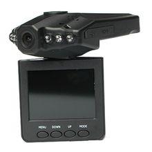H198 Del Coche DVR de la Rociada Cámara 2.5 TFT LCD 270 grados de rotación pantalla 1080 P Color IR de Visión Nocturna DVR dash cam Grabación Del Ciclo