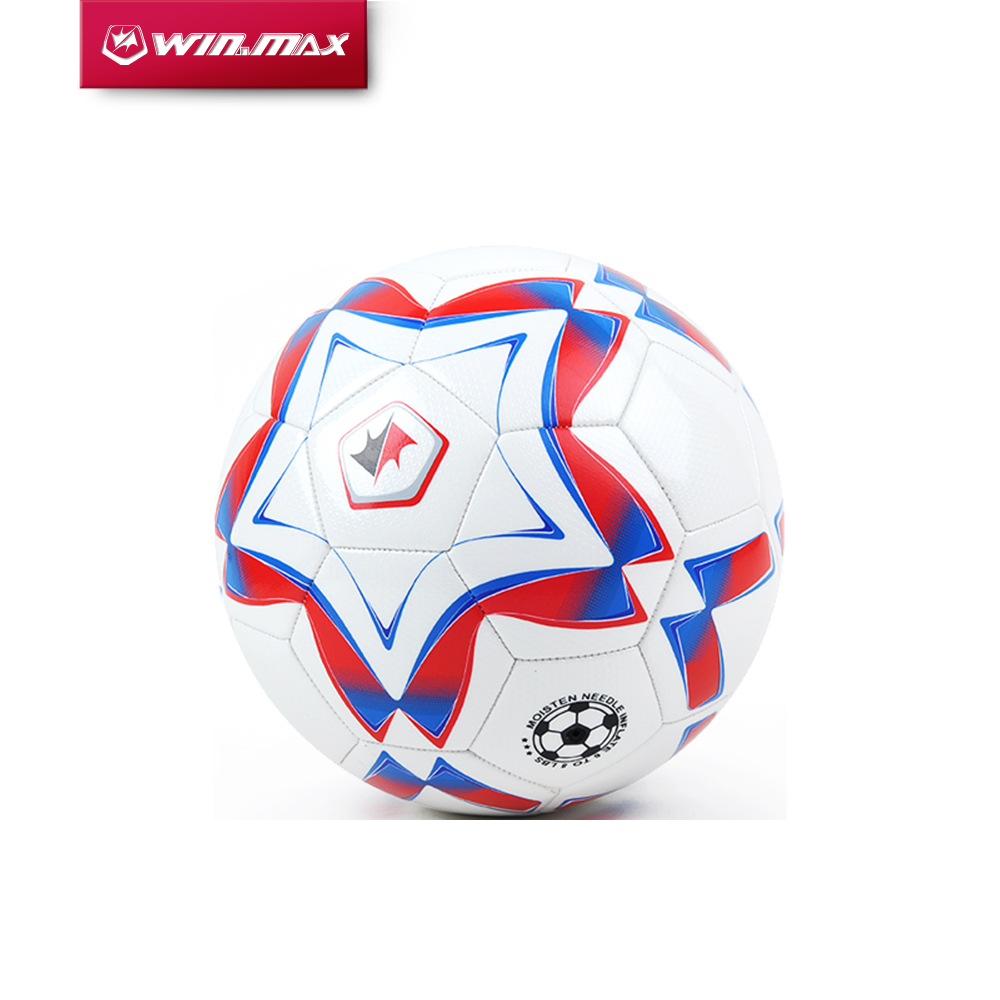 WINMAX Hot Sale High Quality Size 4 /Size 5 PU Soccer Ball Football Ball for Match Training