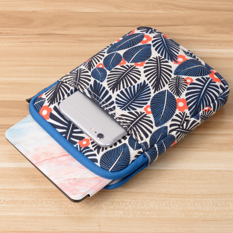 Fashion Printing Shockproof Tablet Bag Sleeve Case for Pocketbook 614 615 515 631 626 624 622 6 Kindle e-reader Portable Cover slim nylon sleeve pouch case for kindle paperwhite 123 voyage 7th 8th gen pocketbook 622 623 e reader sleeve case 6