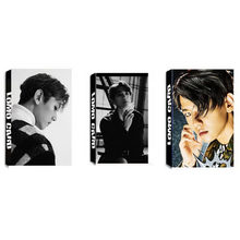 YANZIXG KPOP EXO Album BAEKHYUN Self Made di Carta Carta di Lomo Photo Card Poster HD Tesserino Ventole Regalo Collezione(China)