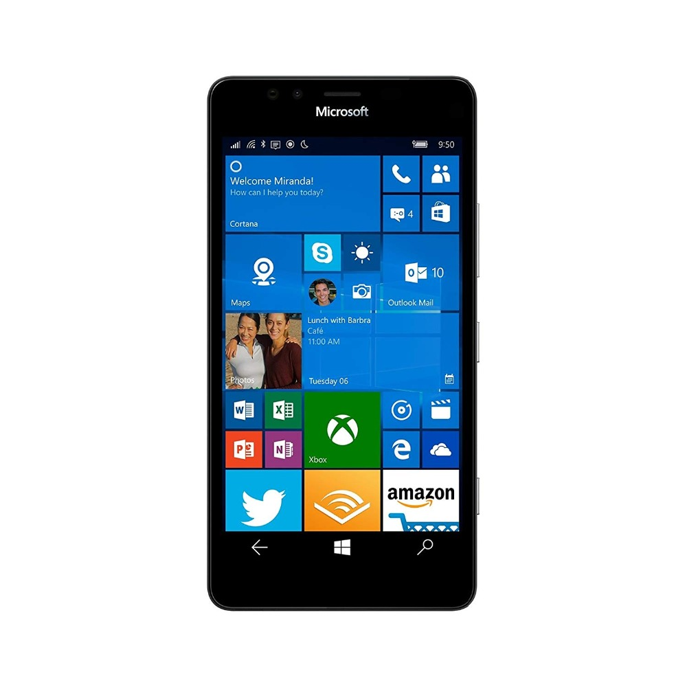 950 XL EU Version Nokia Microsoft lumia Rm-1085 Single SIM Mobile Phone 5.7″ Octa Core 3GB RAM 32GB ROM 4G 3300mAh Smartphone