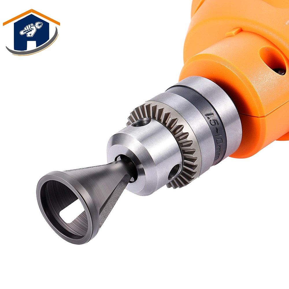 Deburring External Chamfer Tool Stainless Steel Remove Burr Tools Drill Bit HS