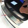 Для Dodge Journey для Fiat Freemont 7seat JC 2012-2014 из нержавеющей стали защита заднего бампера Защитная крышка порога багажник стример