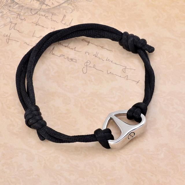 Rope Urn Bracelet