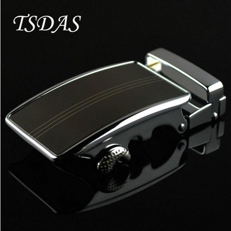 7d7afaf21c Aleación hombres hebillas moda automática hebilla de cinturón de metal  cabeza con dos colores de calidad superior hebilla envío libre