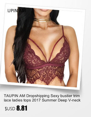 ccc65bf1d4 Online Shop TAUPIN AM Sexy trim lace camisole bra top Summer silk ...