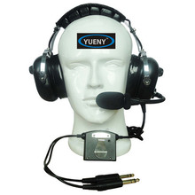 Active Noise Cancelling Headphones ANR Pilot Aviation Headset Noise isolation Airline Headset Yueny AH 2080