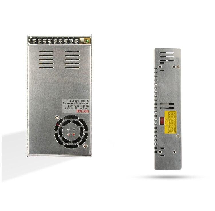 купить 400 watt 24 volt 16.6 amp AC/DC switching monitoring power supply 398w 24v 16.6A AC/DC switching industrial transformer по цене 5031.14 рублей
