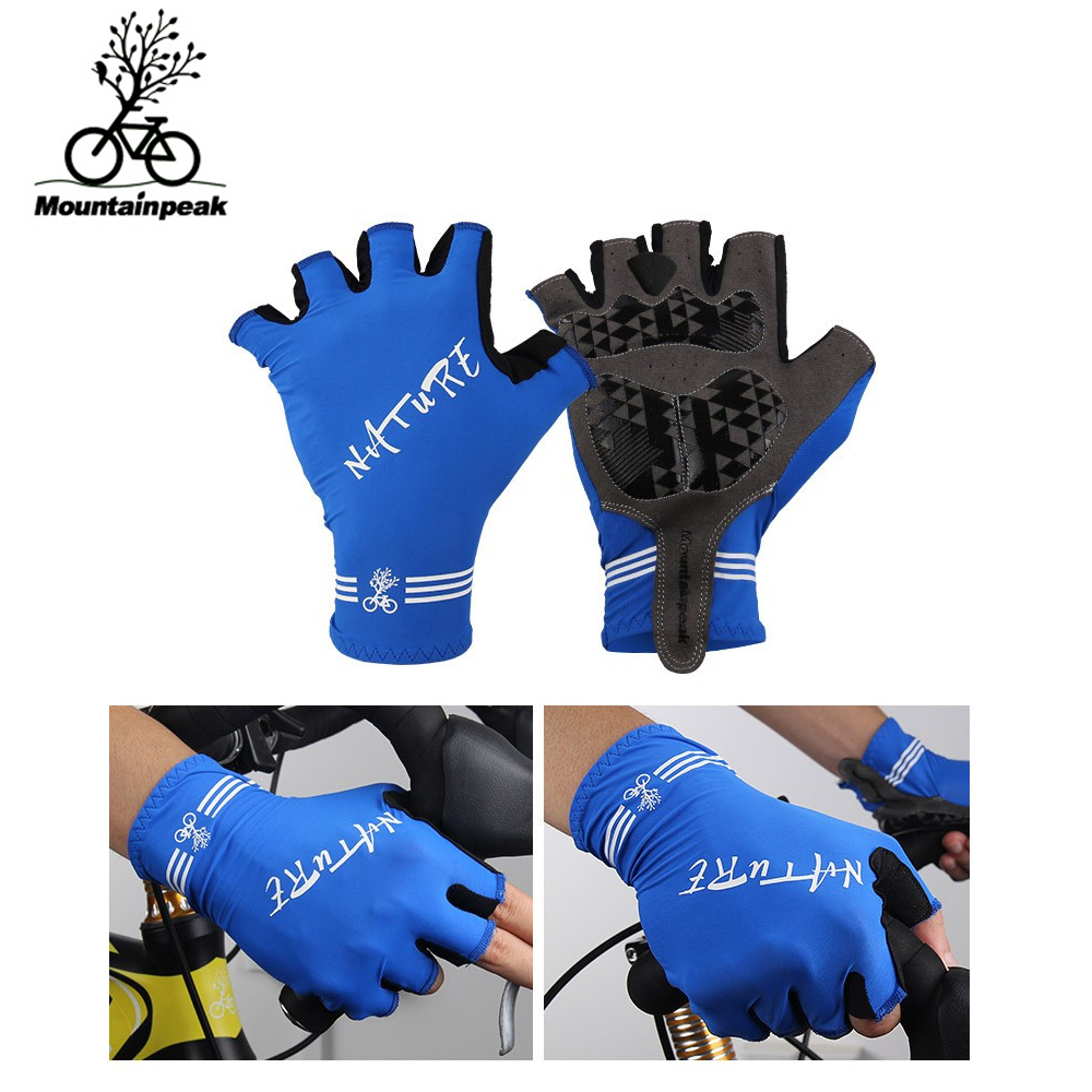6 Colours Men Women Hiking <font><b>Gloves</b></font> Outdoor Sports Half Finger <font><b>Gloves</b></font> <font><b>Gym</b></font> Fitness Bicycle Weight Lifting Training <font><b>Gloves</b></font> Size S-XL