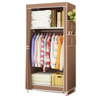YYFIRE Non Woven DIY Simple Wardrobe Closet Finishing Clothes Collection OF Toys Finishing Quilt