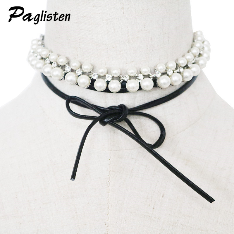 6 Crystal Pearl Photo Picture Frame Diamond Bowknot: PAGlisten New Simulated Pearl Bridal Wedding Jewelry