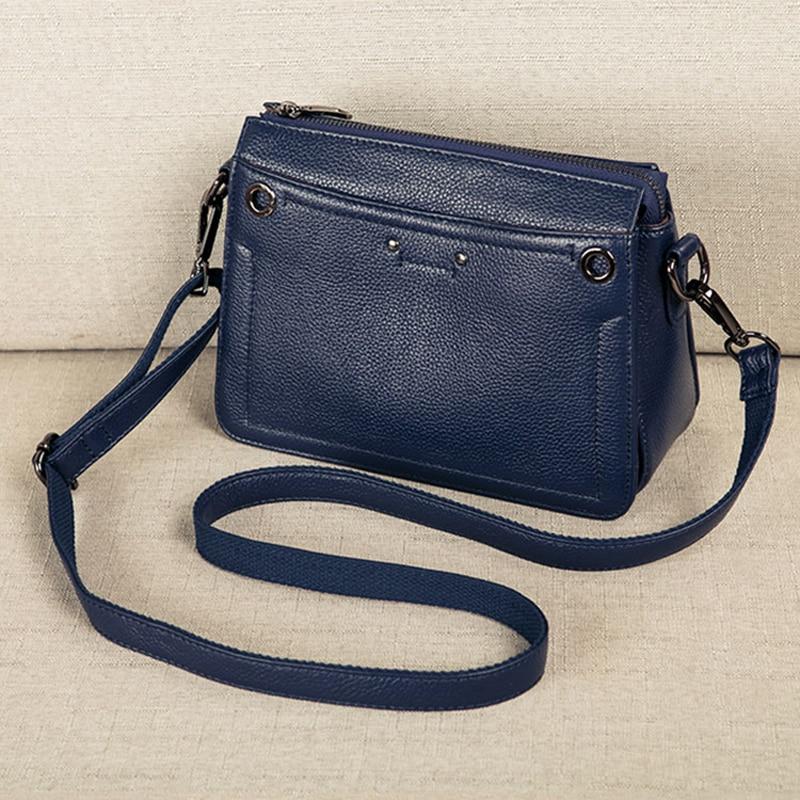 Luxury Handbags Women Bags Designer Genuine Leather Shoulder Bag Fashion Female Crossbody Bag School Messenger Tote Purse Bags