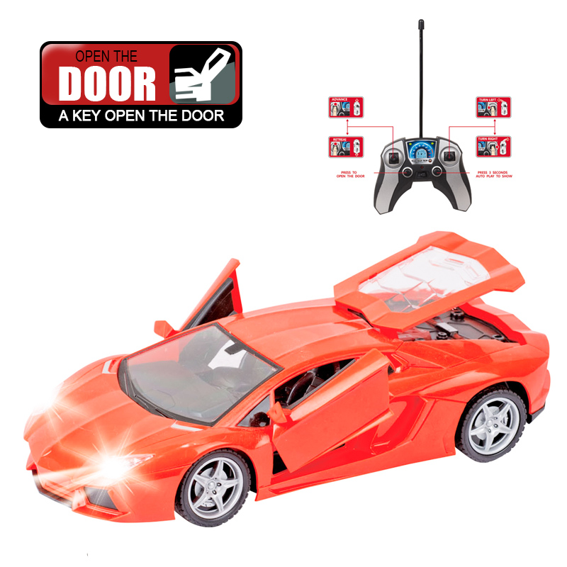 RC : Flashing RC Car CH RC Drift Model Remote Control Toy