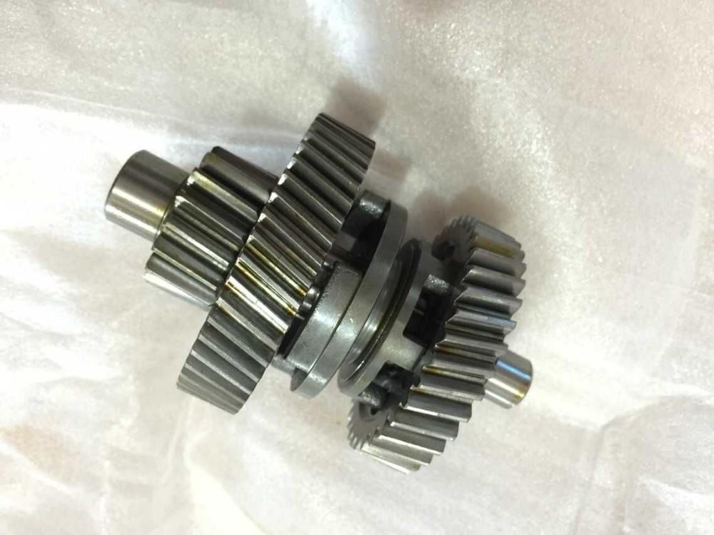 shift gear shaft